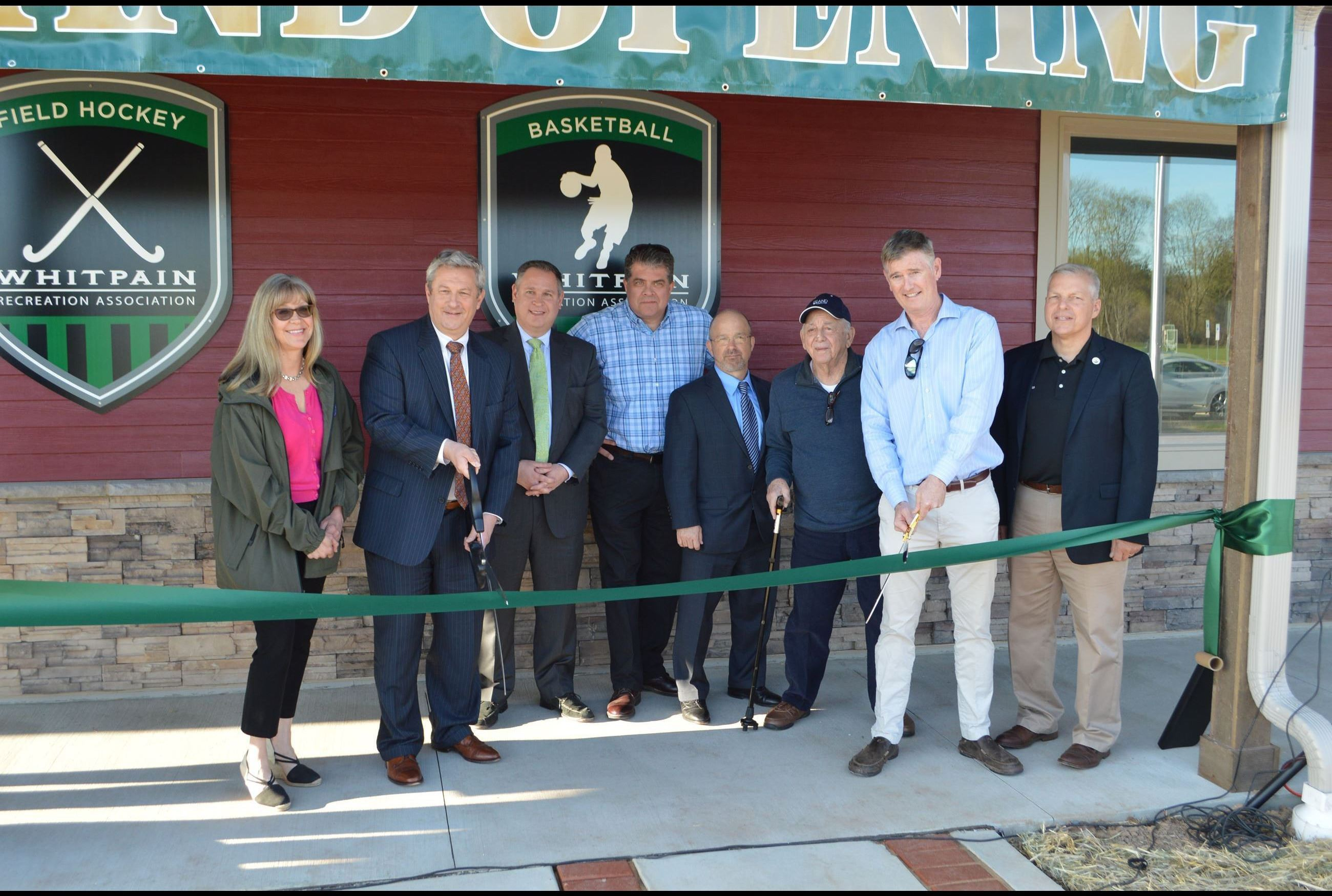 WRA Clubhouse Grand Opening - Centre Square Park